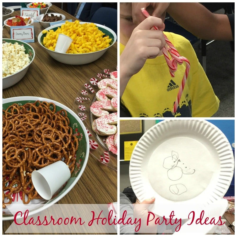 Christmas School Party Ideas for Fifth Graders