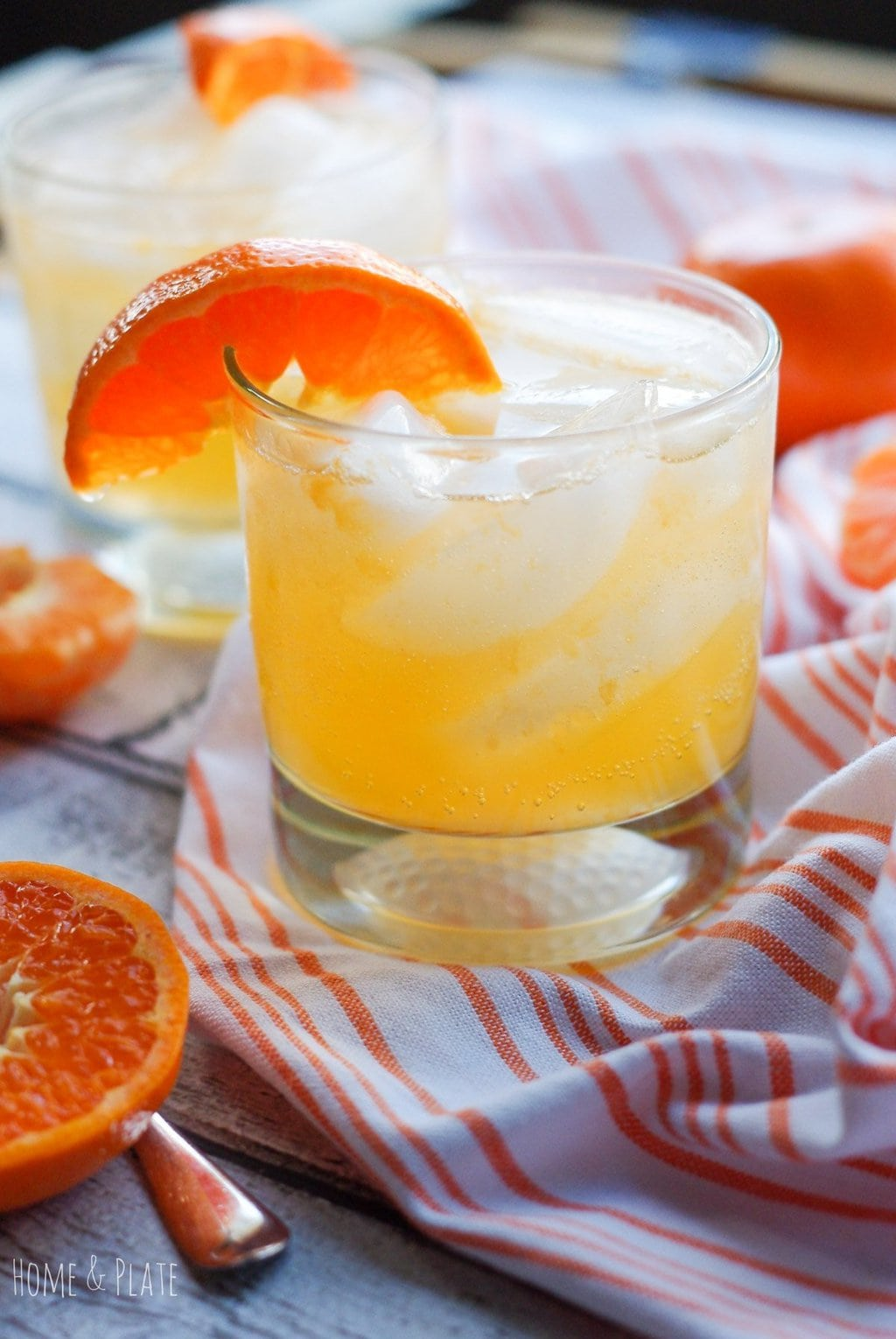 Clementine Prosecco Cocktail Recipe - Home & Plate