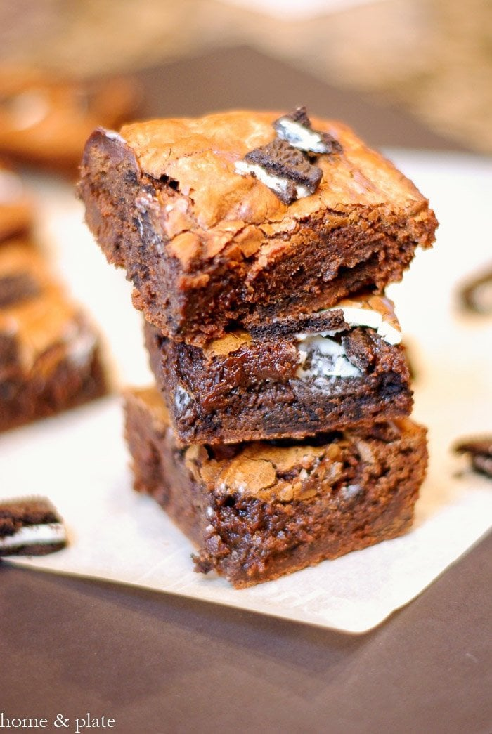 Milk's Favorite Oreo Brownies