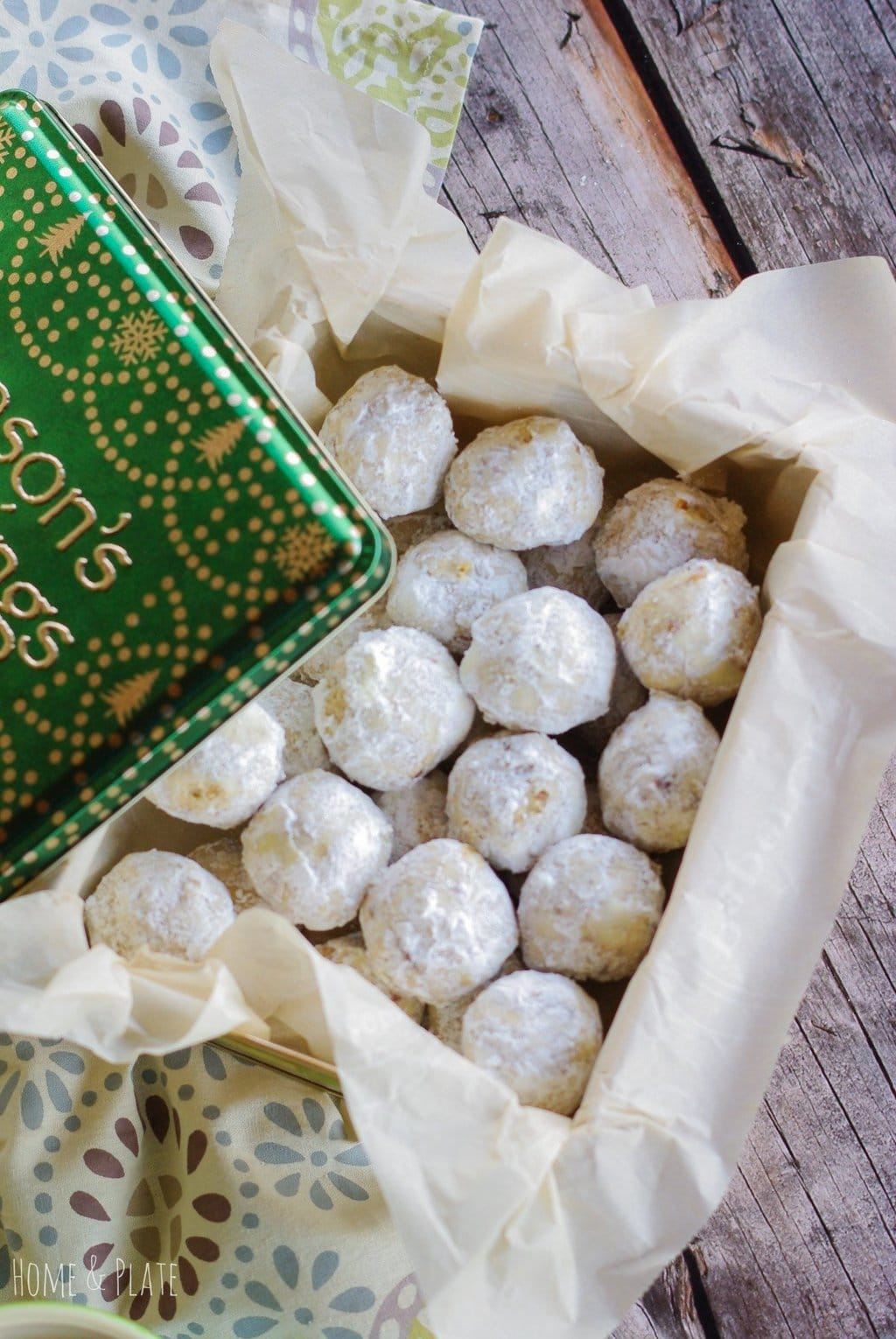 Pecan Butterball Cookies – Perfect for the holidays!
