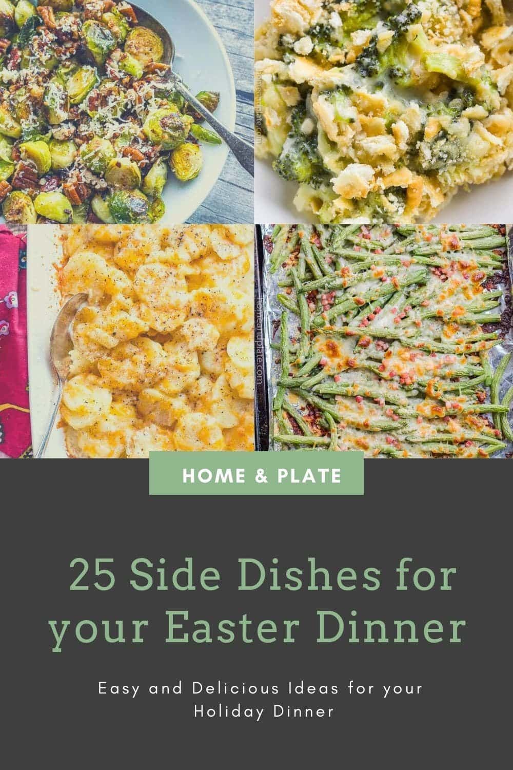 Side Dishes for Easter Dinner (25 Delicious Recipes)