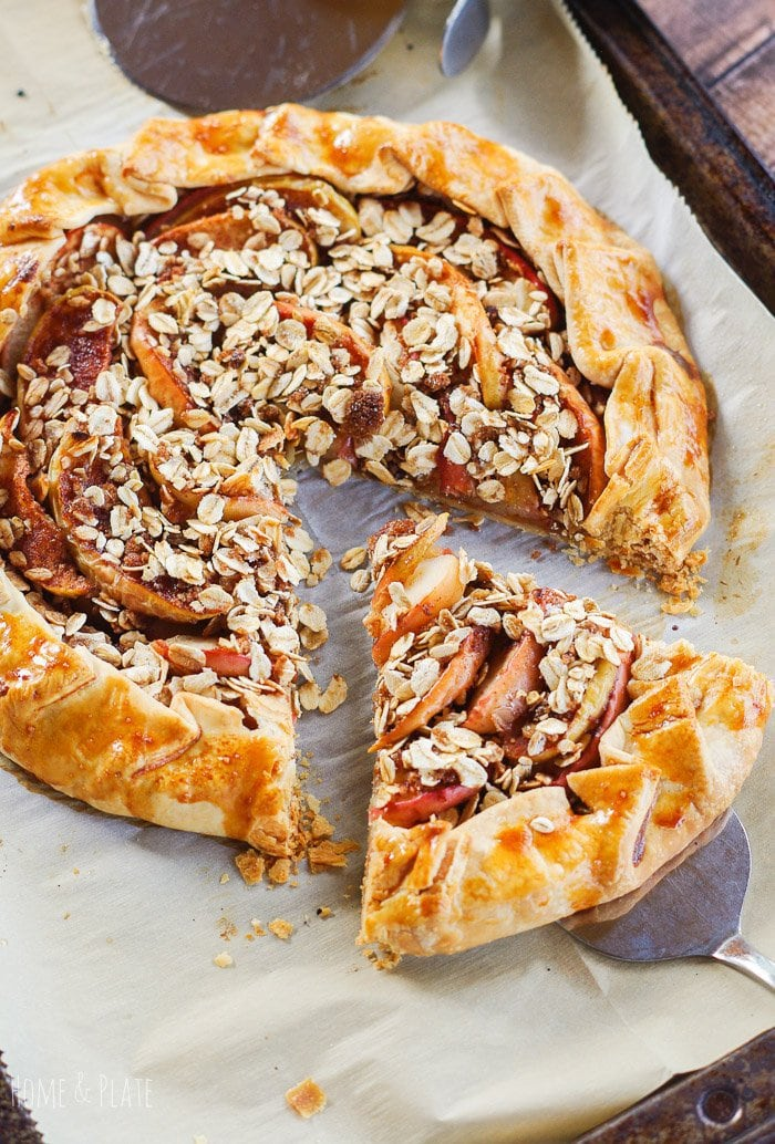 Easy Apple Galette Recipe