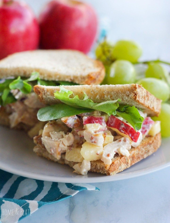 Orchard Apple Chicken Salad