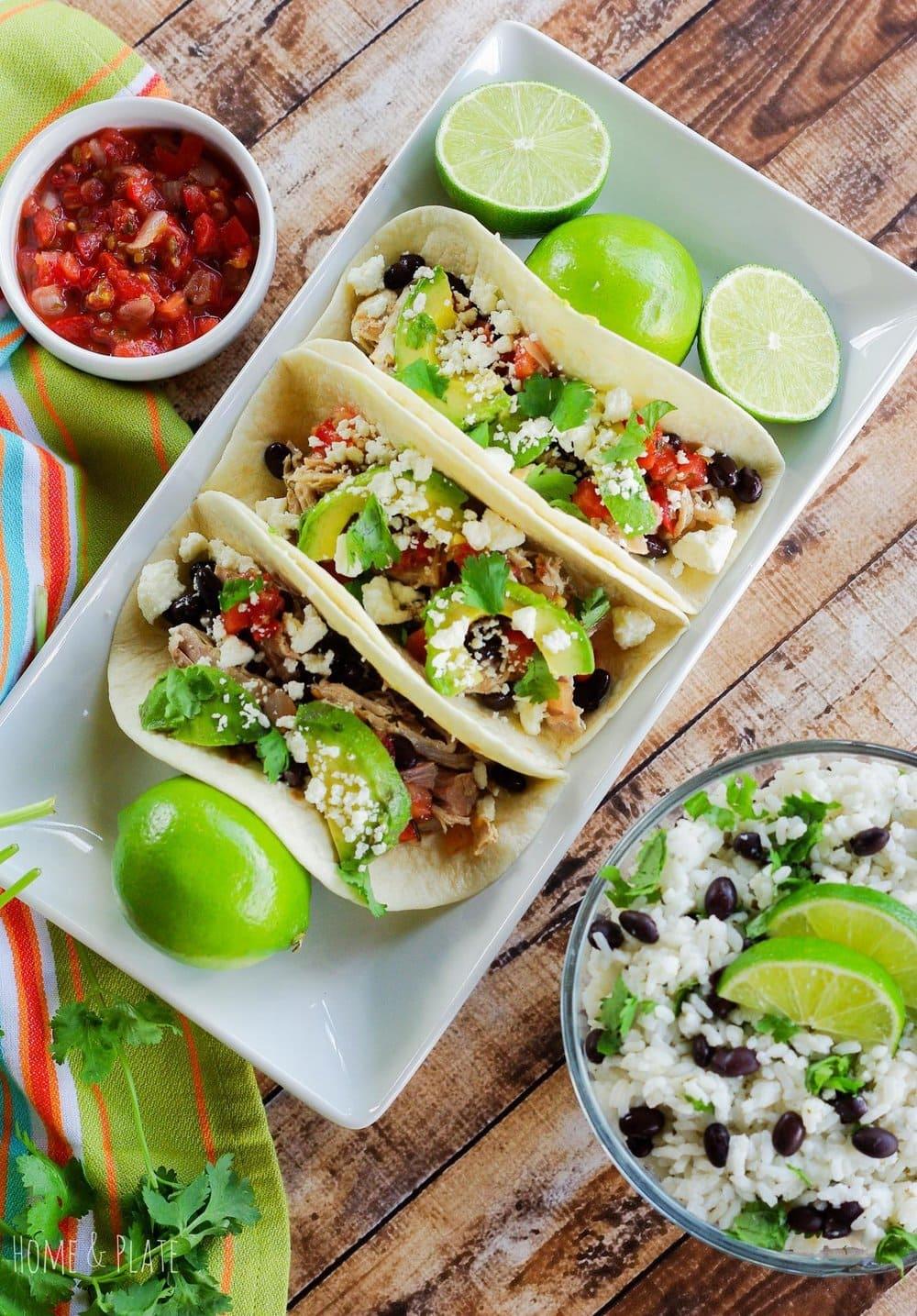 Cinco de Mayo Fiesta – 15 Tapas, Tacos and other Mexican Recipes