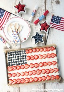 15 Patriotic Red, White & Blue Desserts