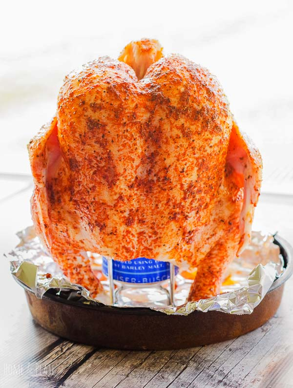 Beer Can Chicken Recipe – Juicy and Ready in an Hour!