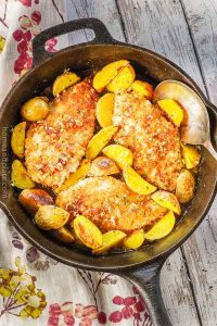 Easy Maple Dijon Chicken