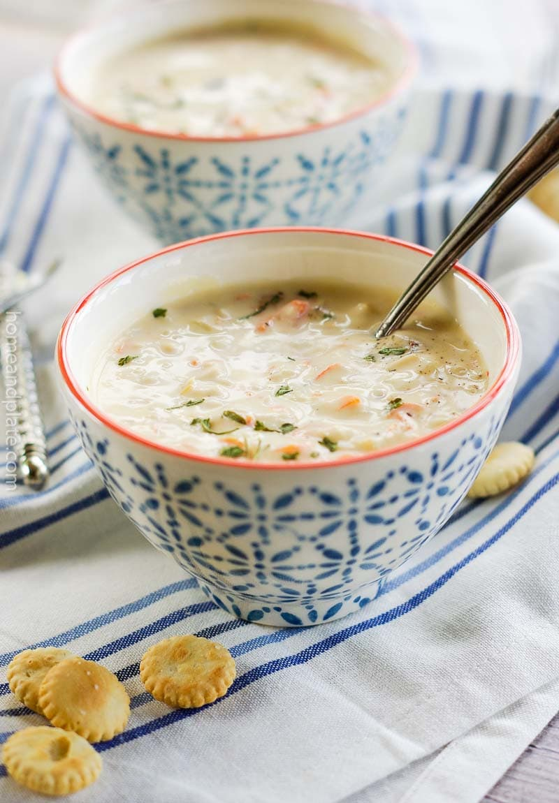 Crab Bisque (30-Minute Recipe) - Home and Plate