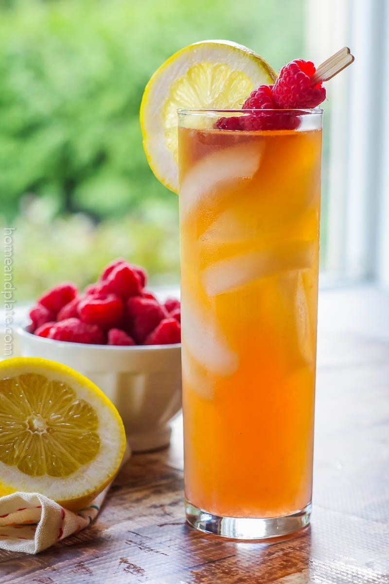Firefly Cocktail (using sweet tea vodka)