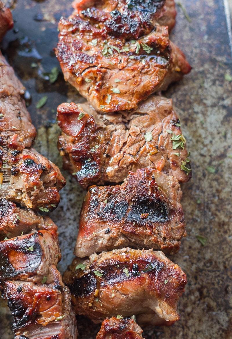 Beef Kebabs Marinade